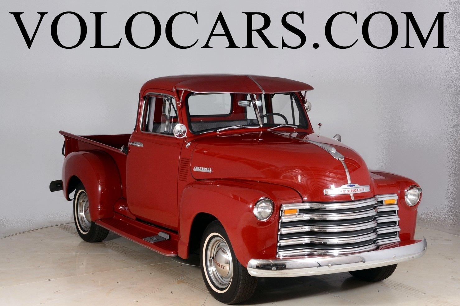 1952 chevrolet 3100 5 window deluxe