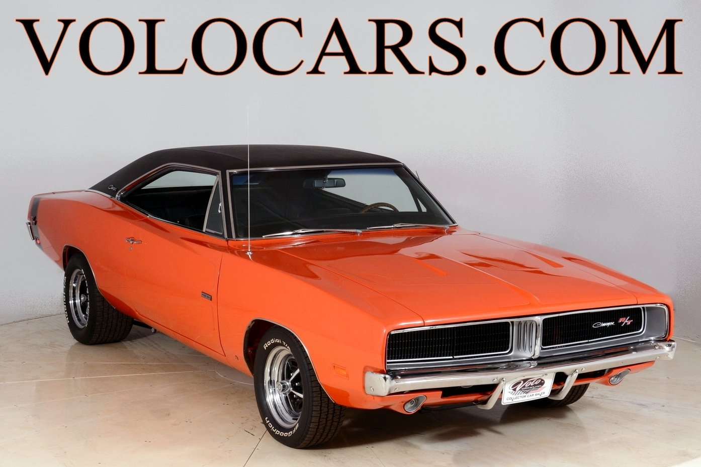 1969 dodge charger r t pro touring