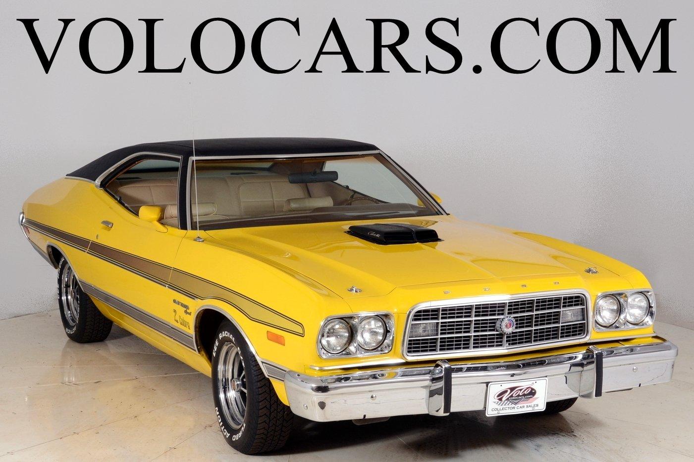1973 Ford Gran Torino | Volo Auto Museum