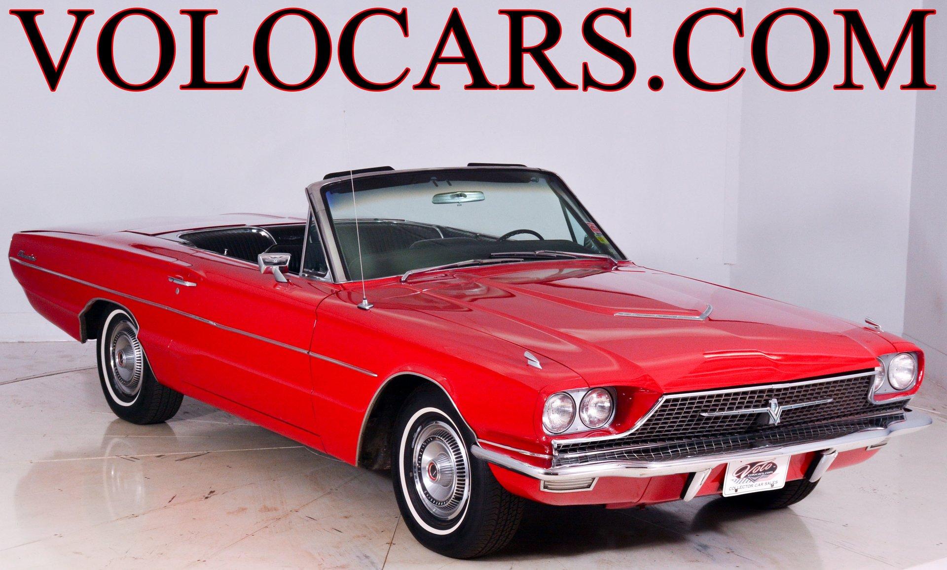 1966 Ford Thunderbird | Volo Auto Museum