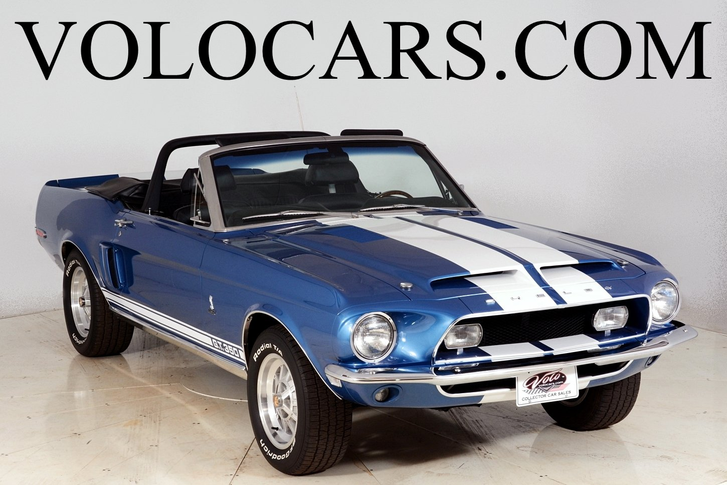 1968 ford mustang shelby gt 350