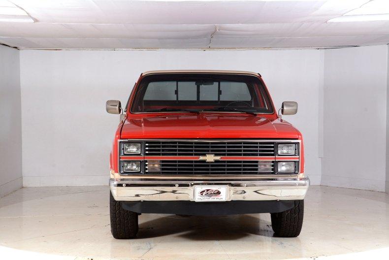 1984 Chevrolet Scottsdale