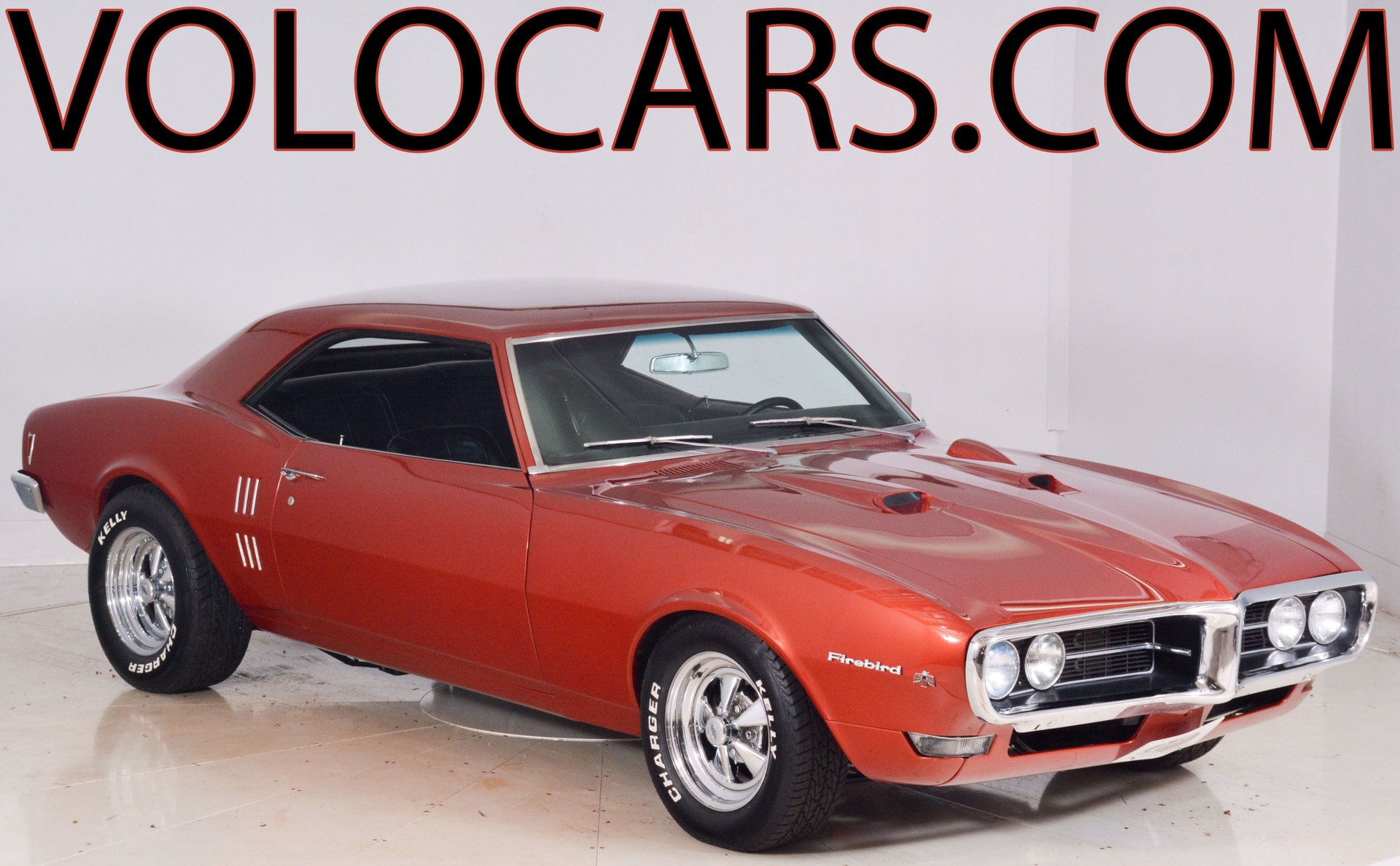 1968 pontiac firebird pro touring