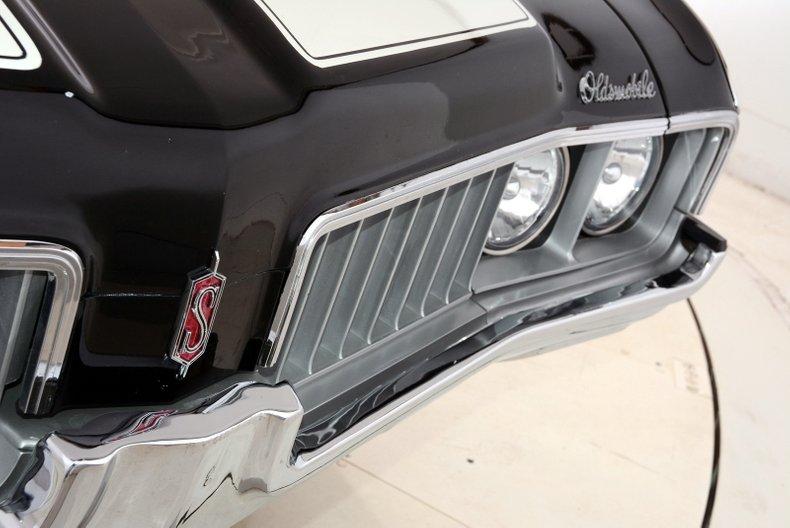 1969 Oldsmobile Cutlass