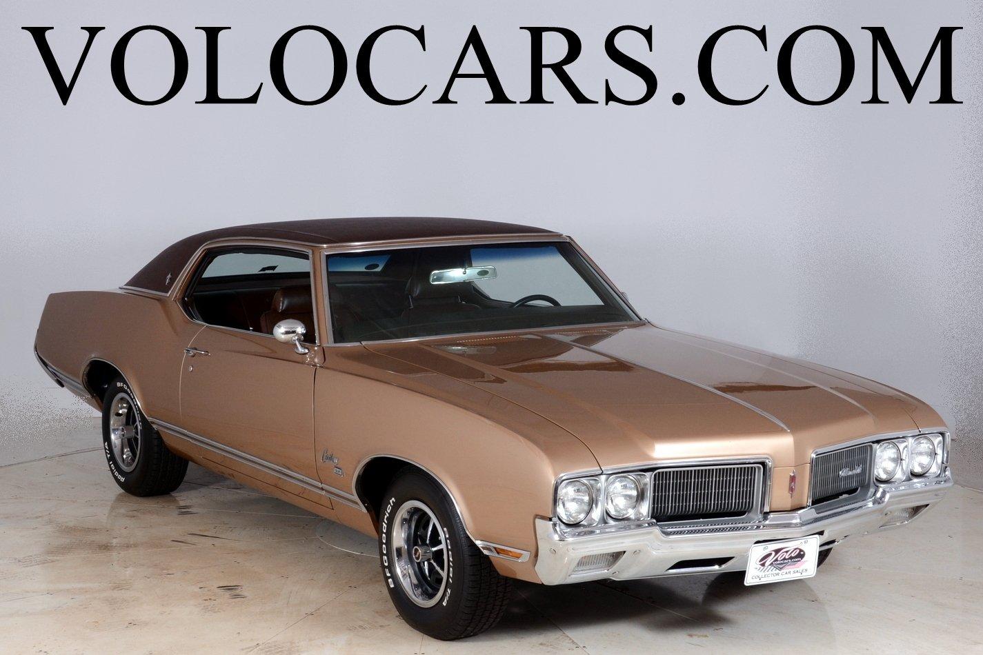 1970 oldsmobile cutlass sx