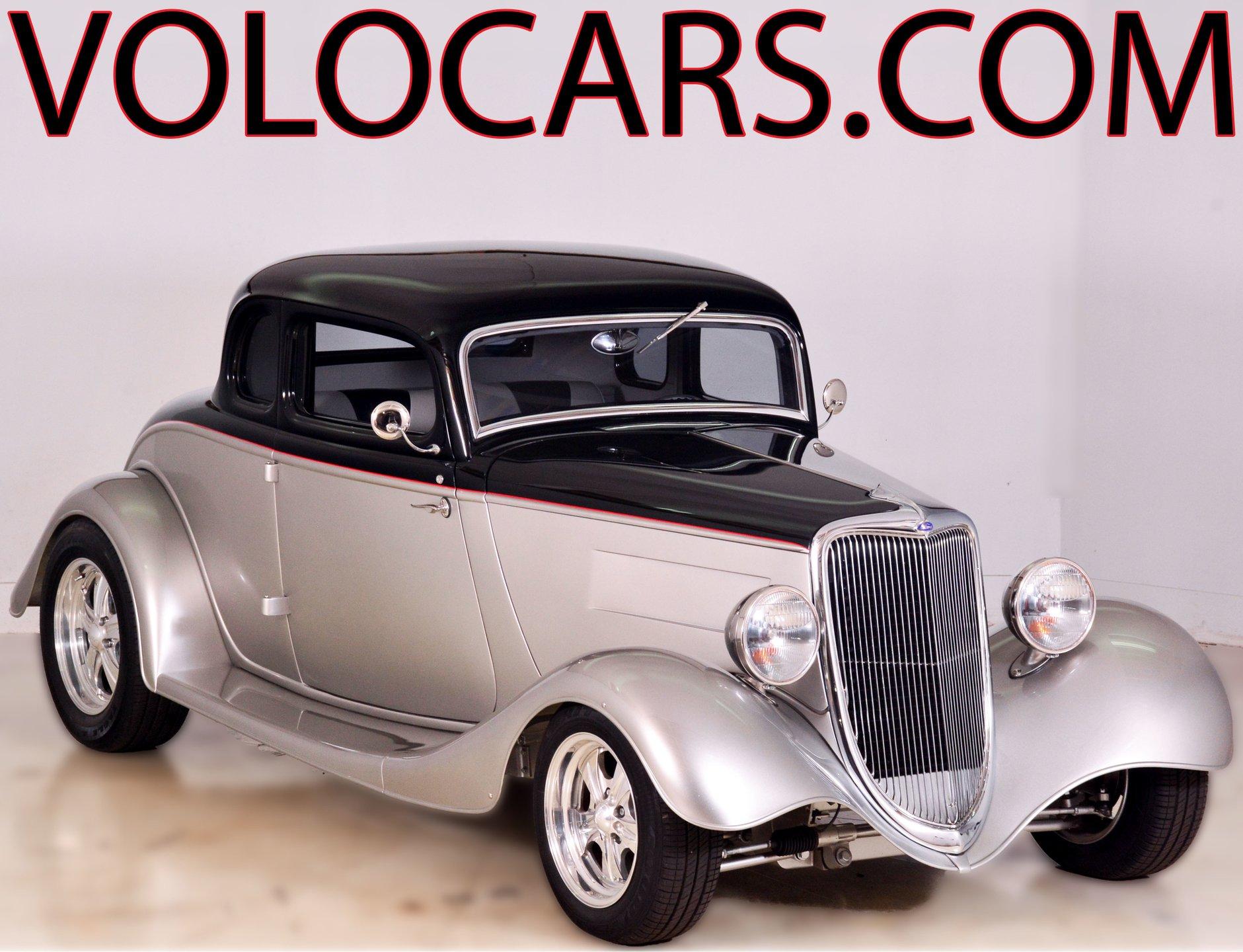 1934 ford model b street rod