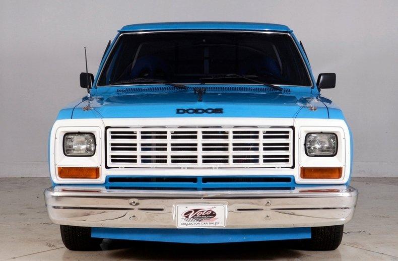 1984 Dodge