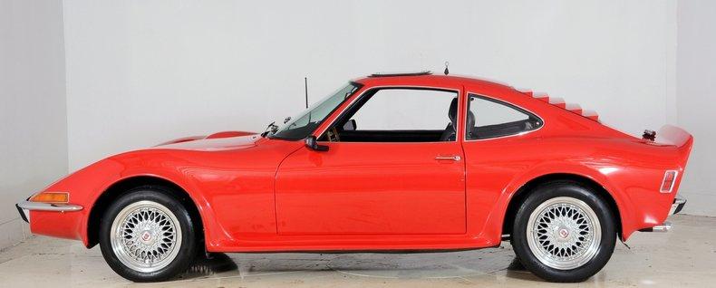 1973 Opel GT