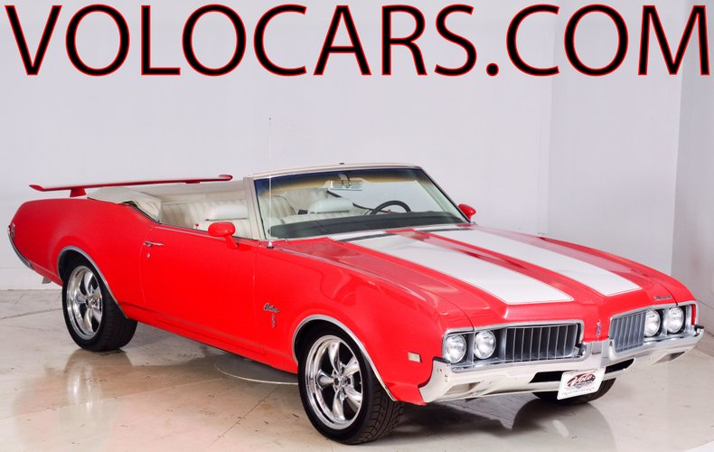 1969 Oldsmobile Cutlass Supreme