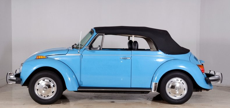 1976 Volkswagen Super Beetle
