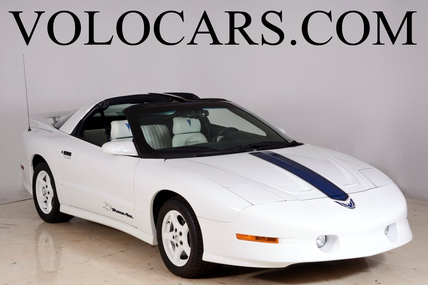 1994 pontiac trans am 25th anniversary edition