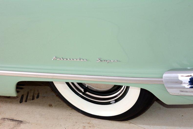 1952 Nash Ambassador