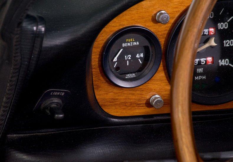 1976 Fiat 124 Spider