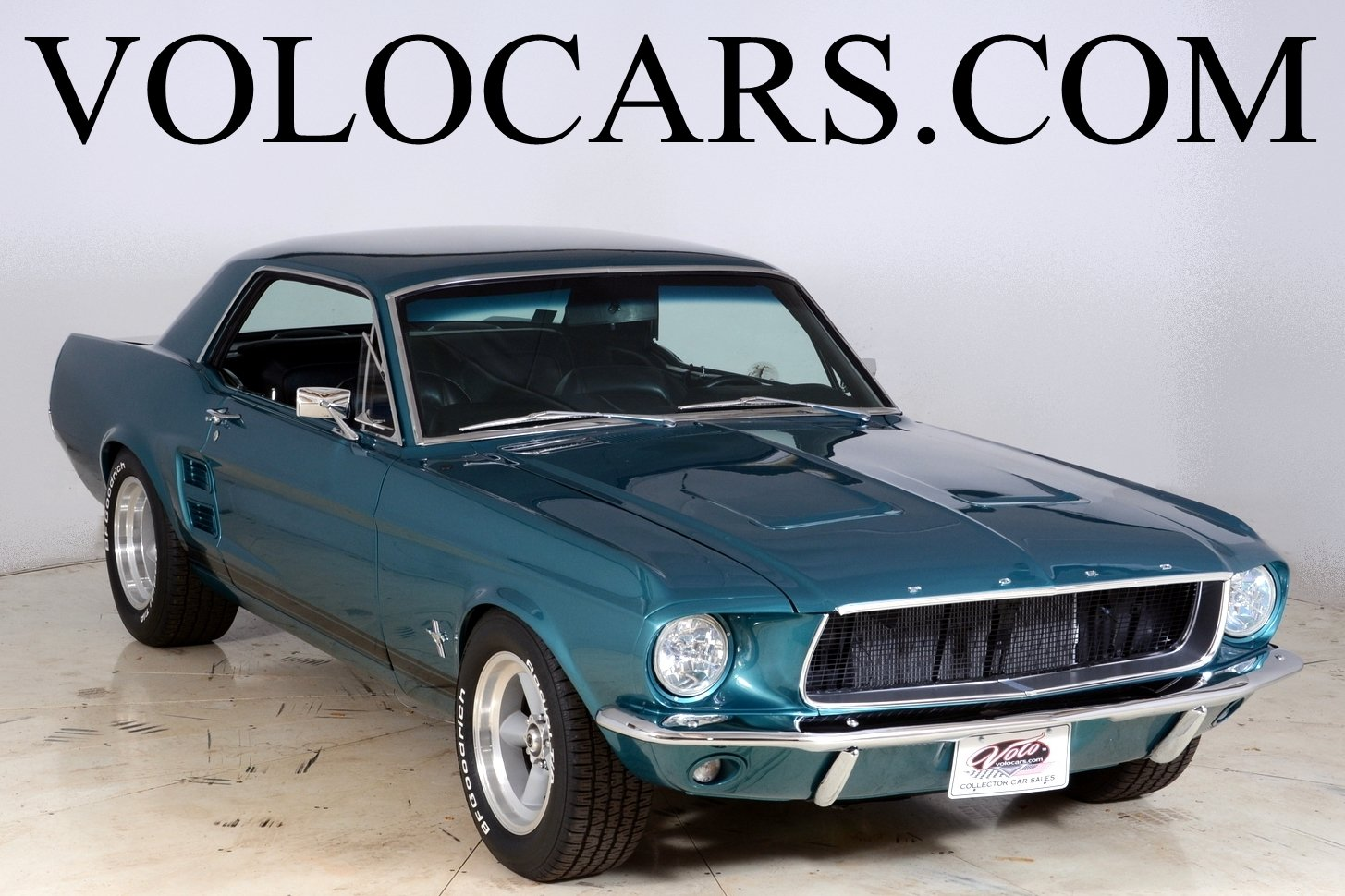 1967 ford mustang pro touring