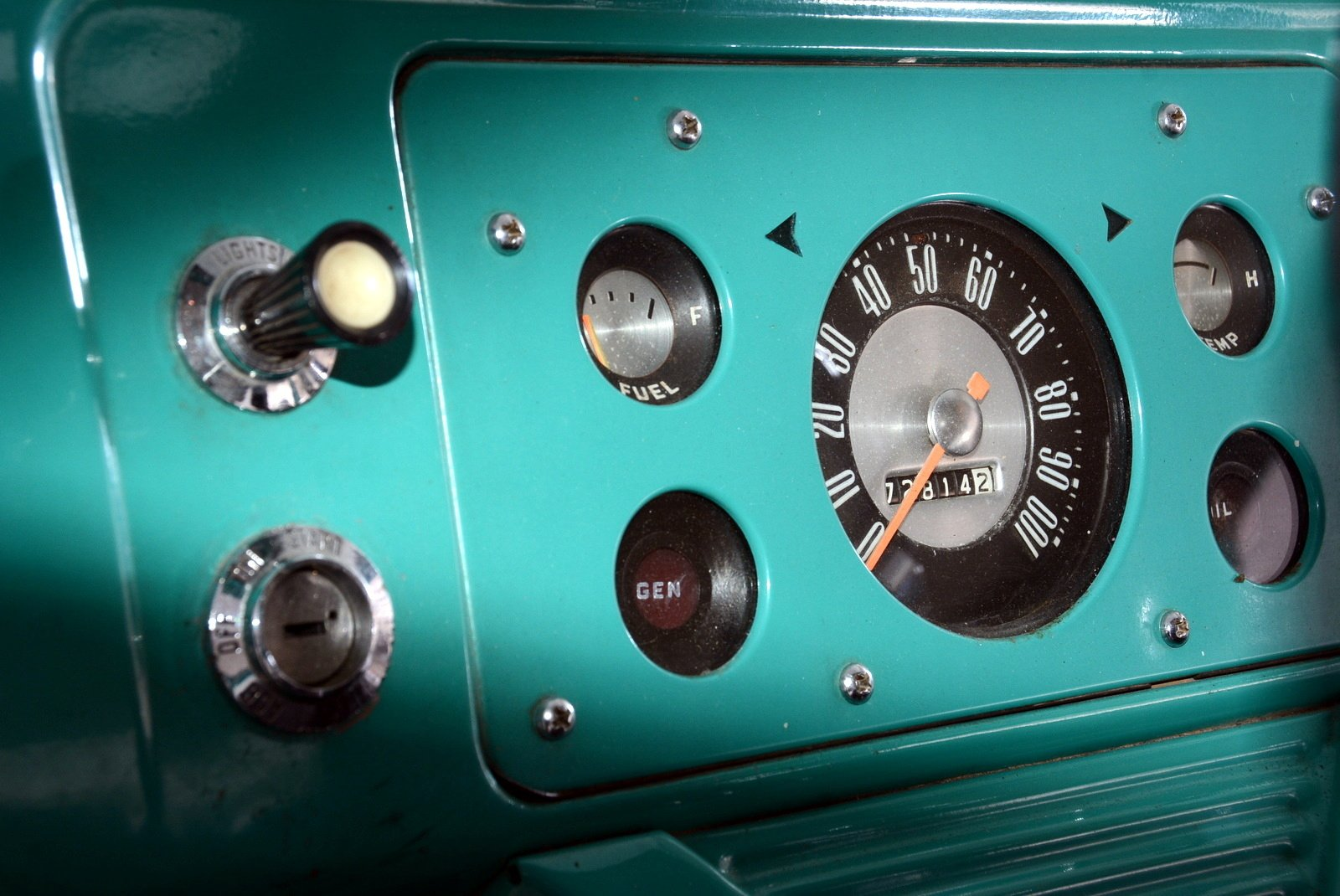 1962 Ford Econoline | Volo Auto Museum