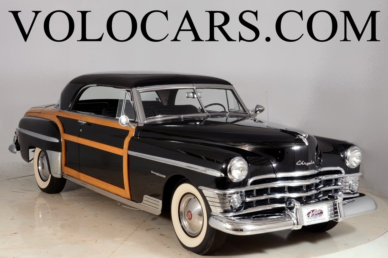 1950 chrysler town country