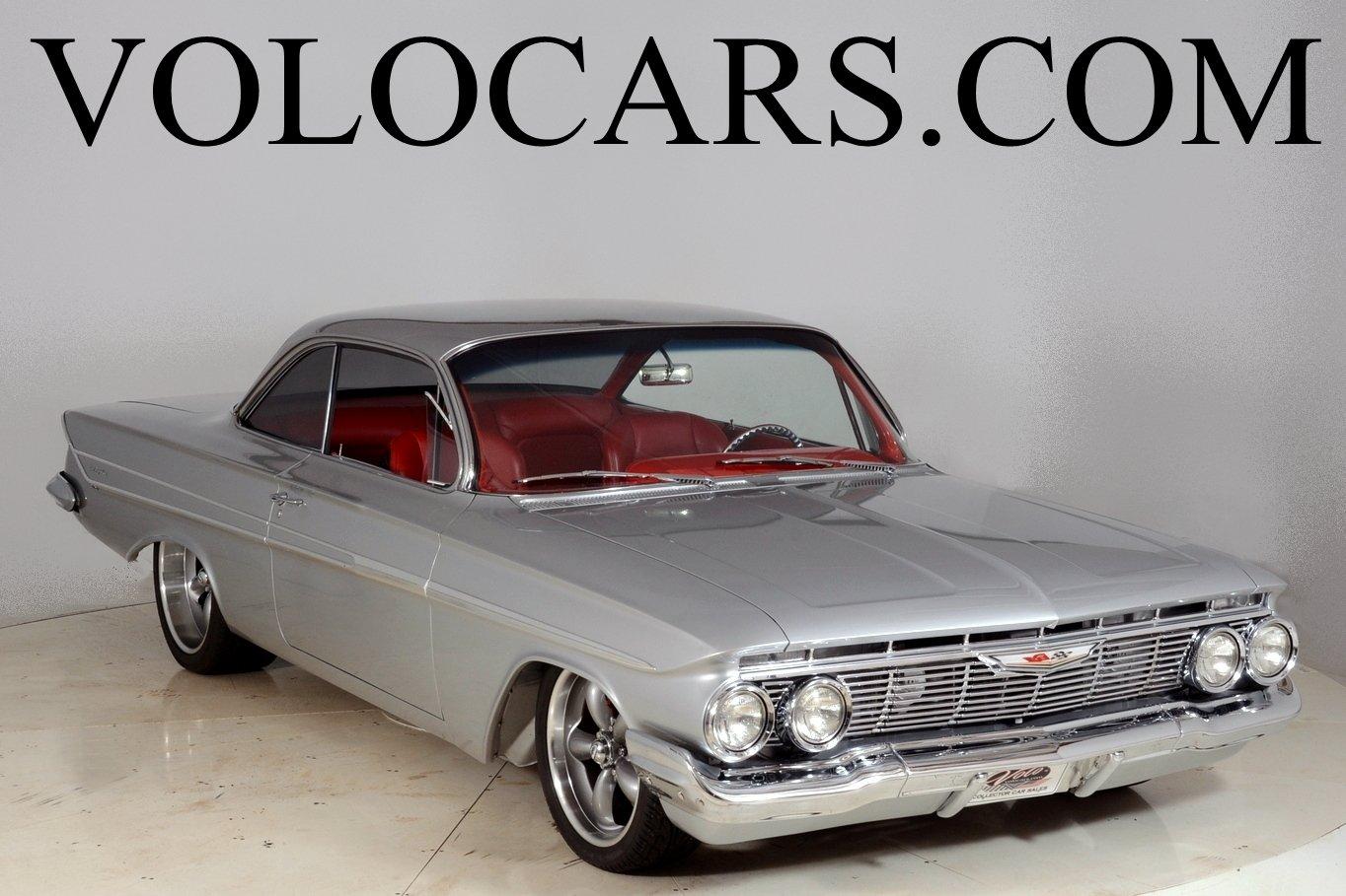 1961 chevrolet impala pro touring