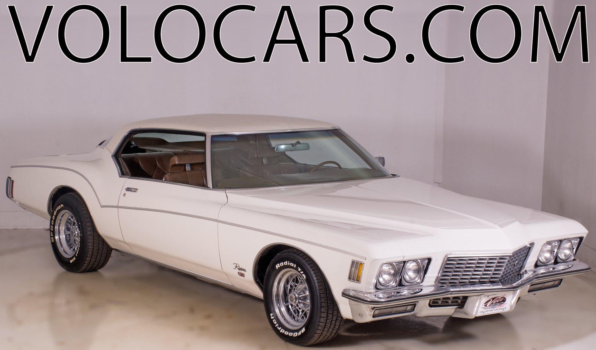 1972 buick riviera gs