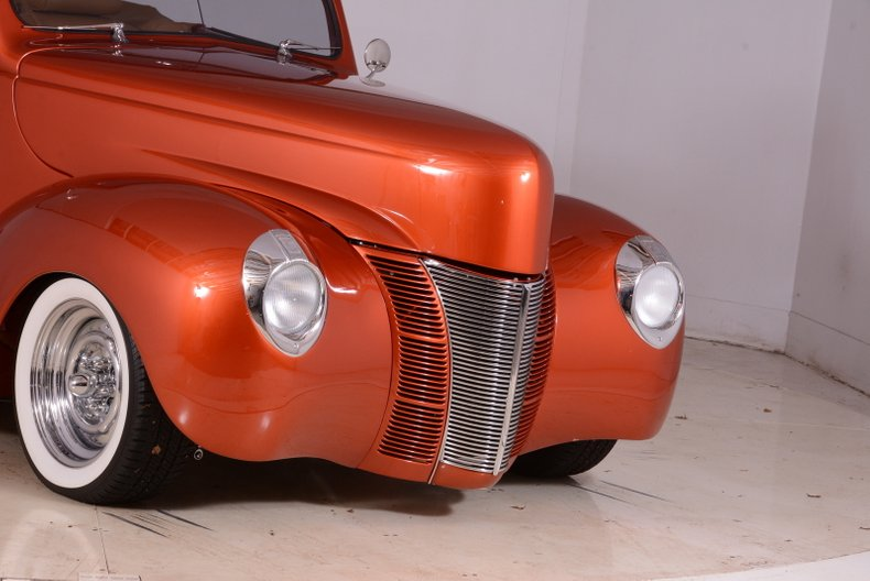 1940 Ford Deluxe