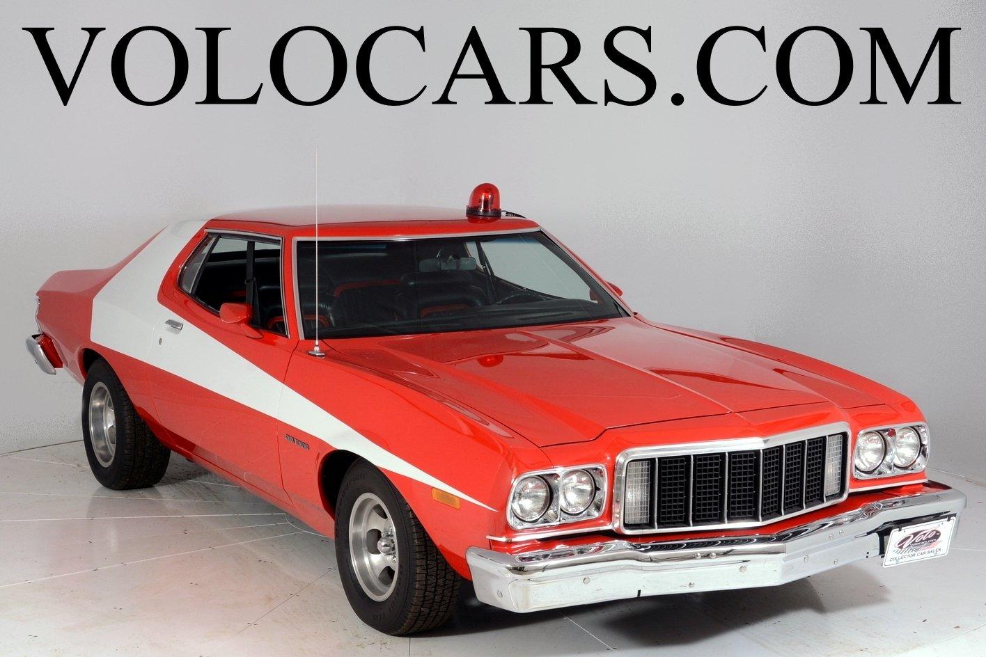 1976 ford torino starsky hutch