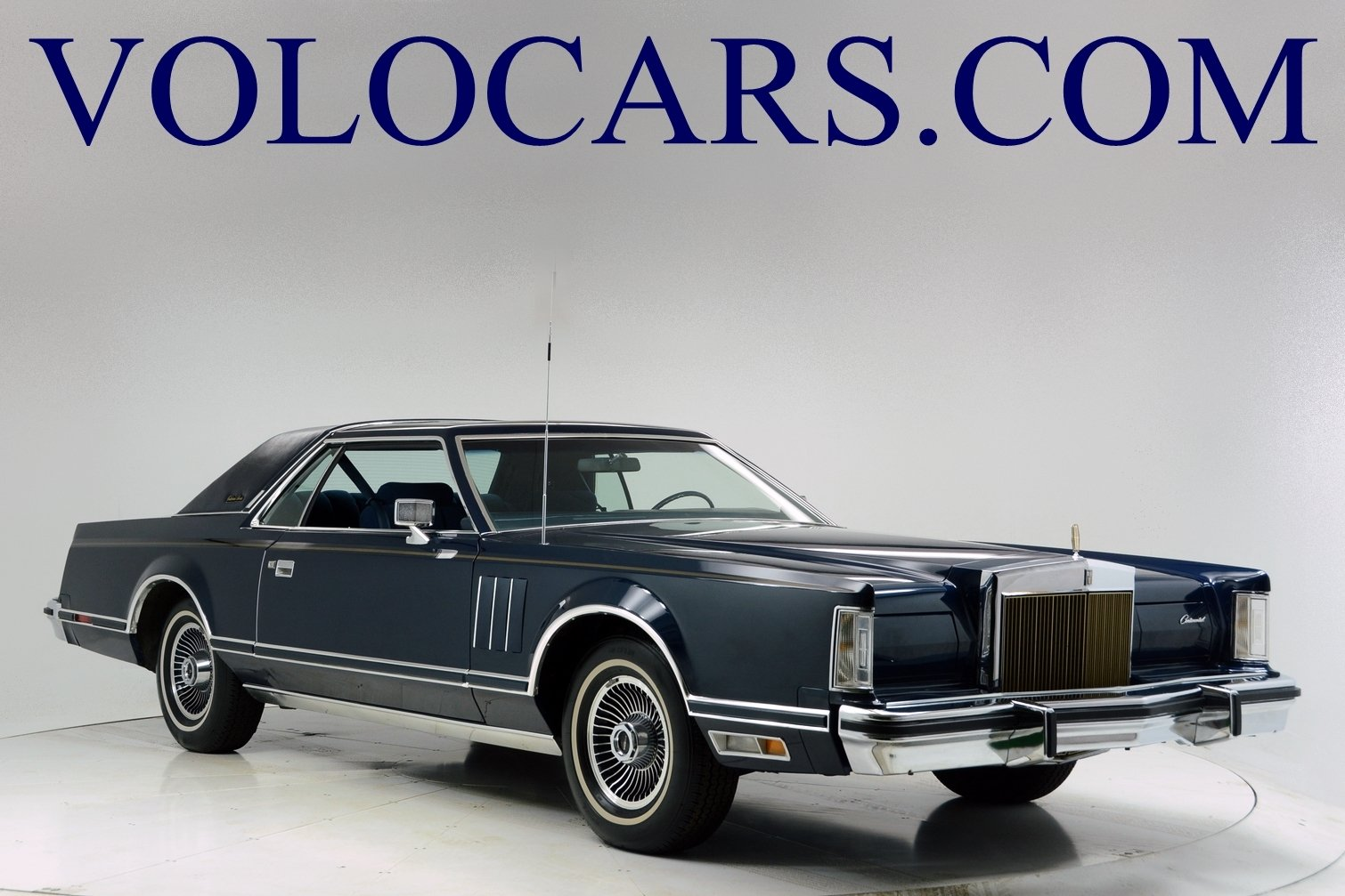1979 lincoln continental mark v