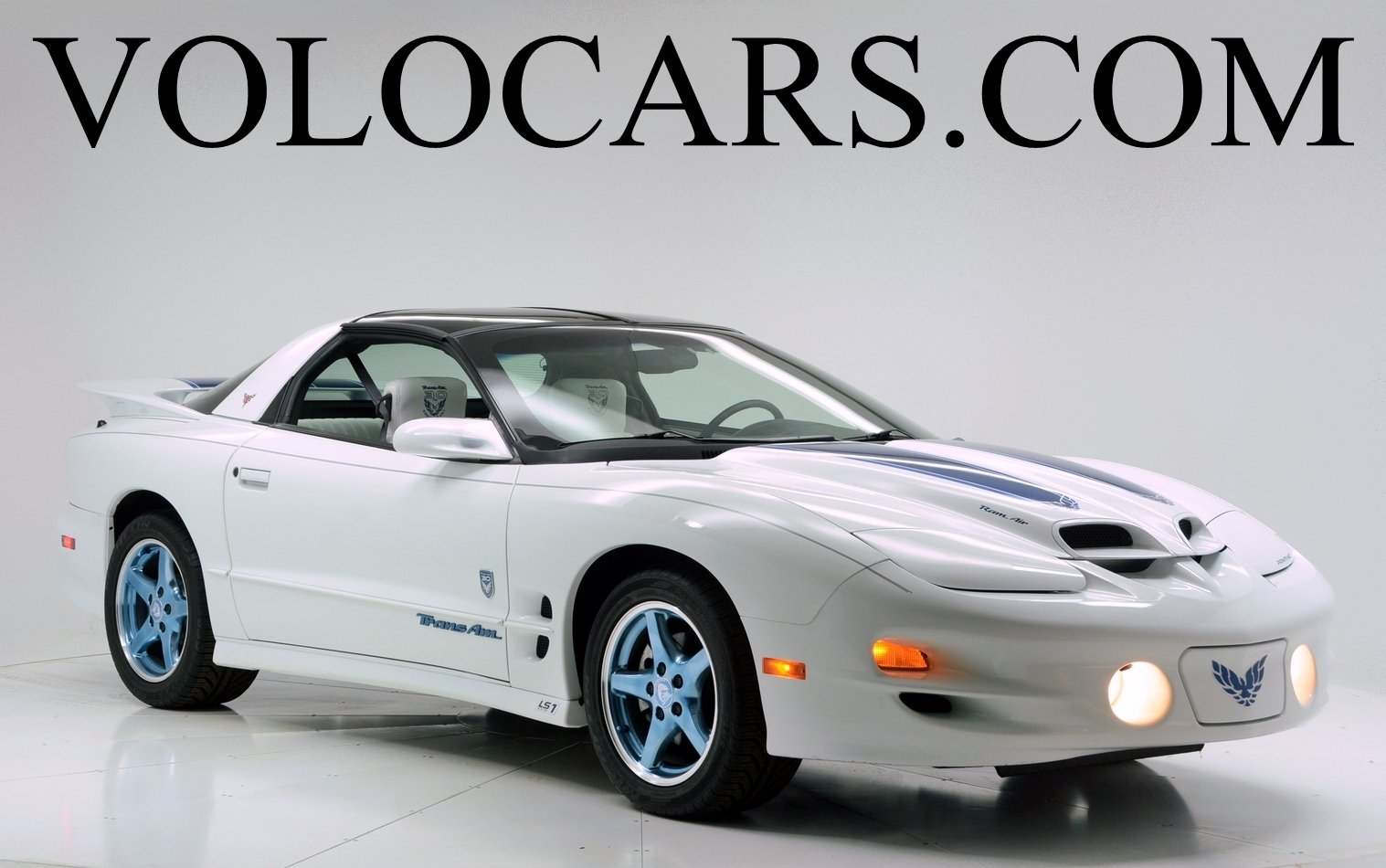 1999 pontiac trans am 30th anniversary