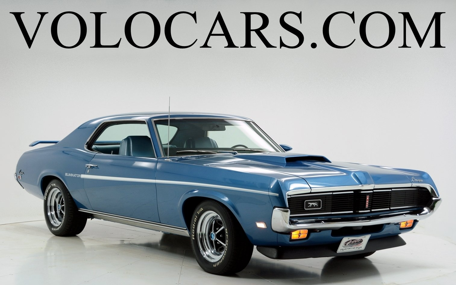 1969 mercury cougar eliminator