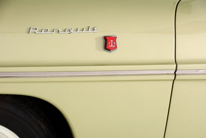 1960 Renault Caravelle