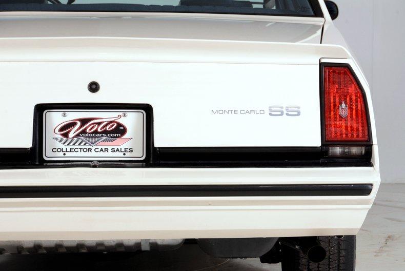 1984 Chevrolet Monte Carlo