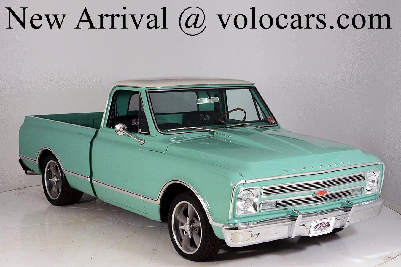 1967 chevrolet c10 pro touring