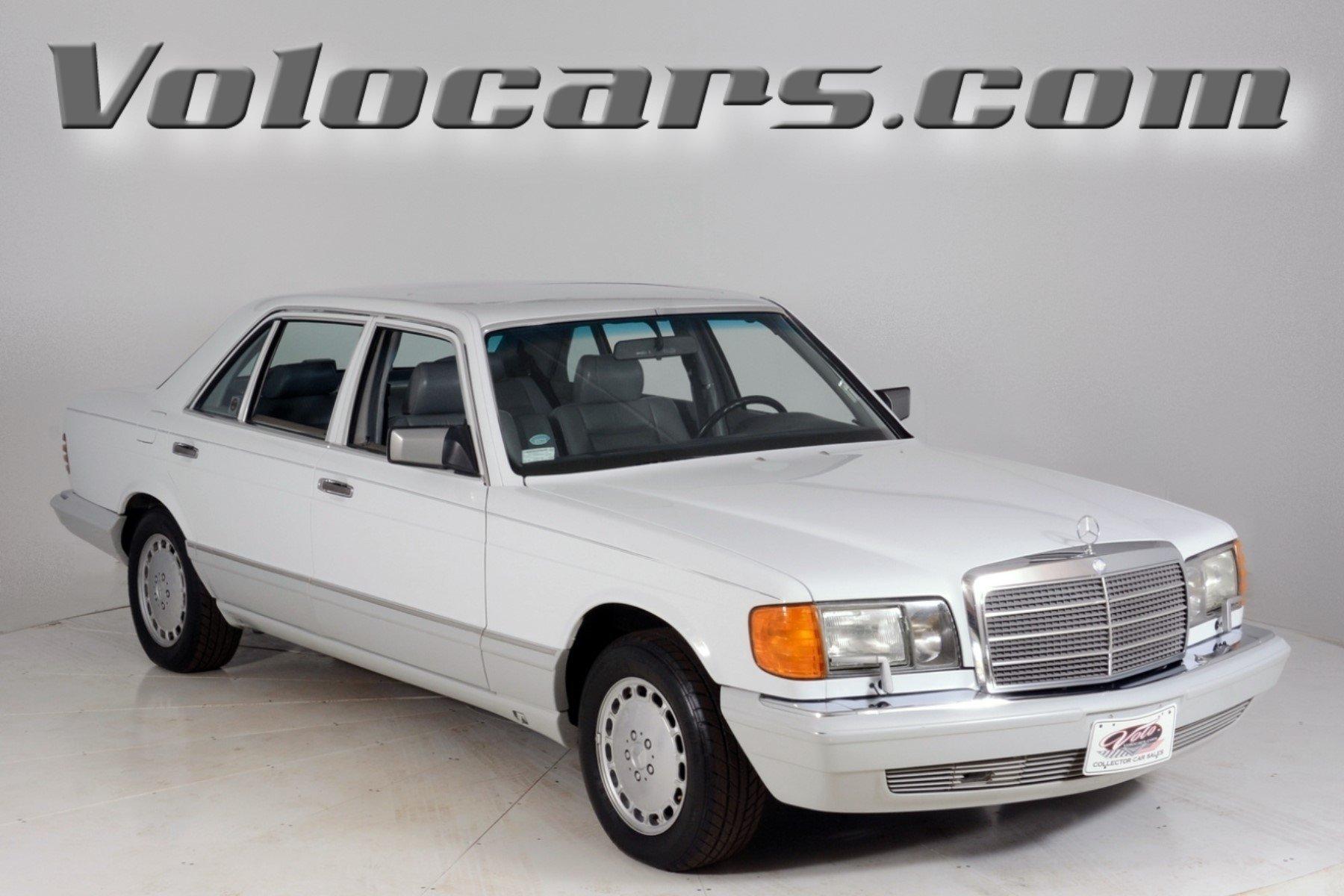 1991 mercedes benz 420sel