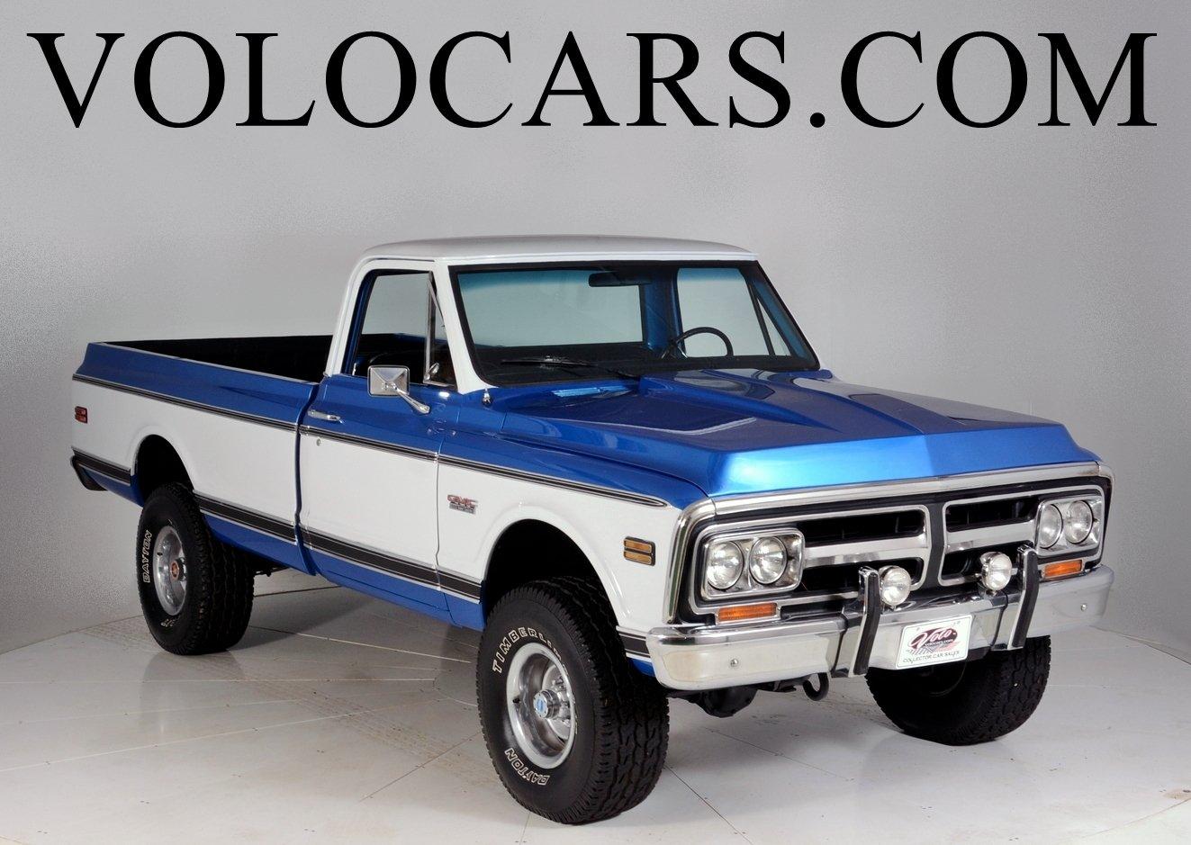 1972 gmc 1500 super custom 4x4