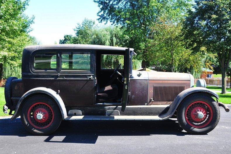 1928 Nash Ambassador