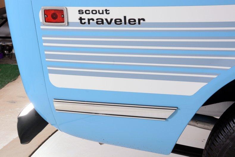 1979 International Scout Traveler