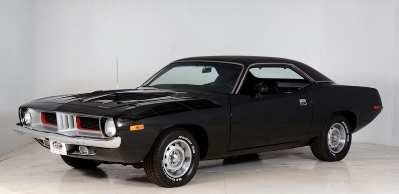 1973 Plymouth Barracuda | Volo Auto Museum