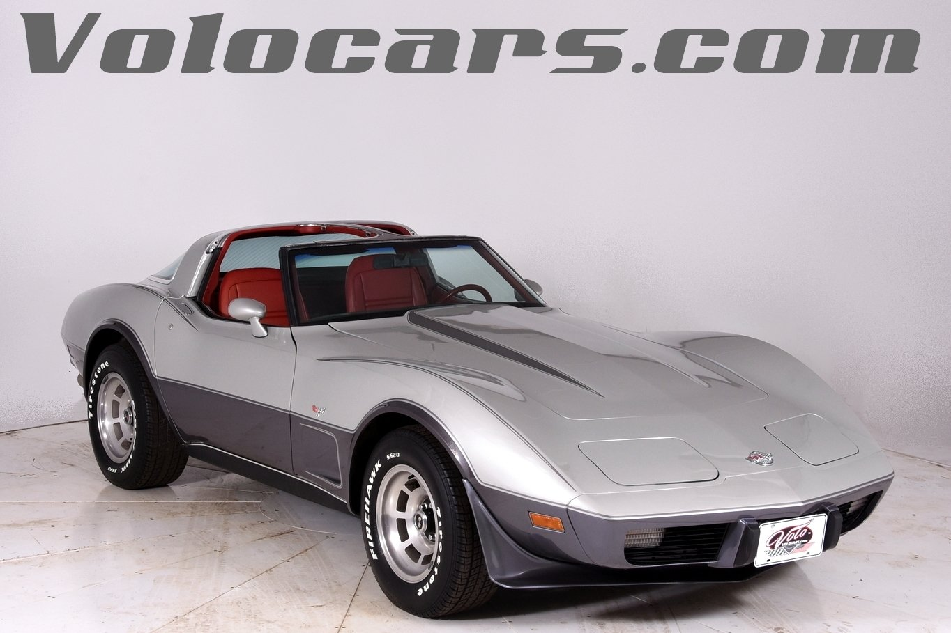 1978 chevrolet corvette anniversary edition