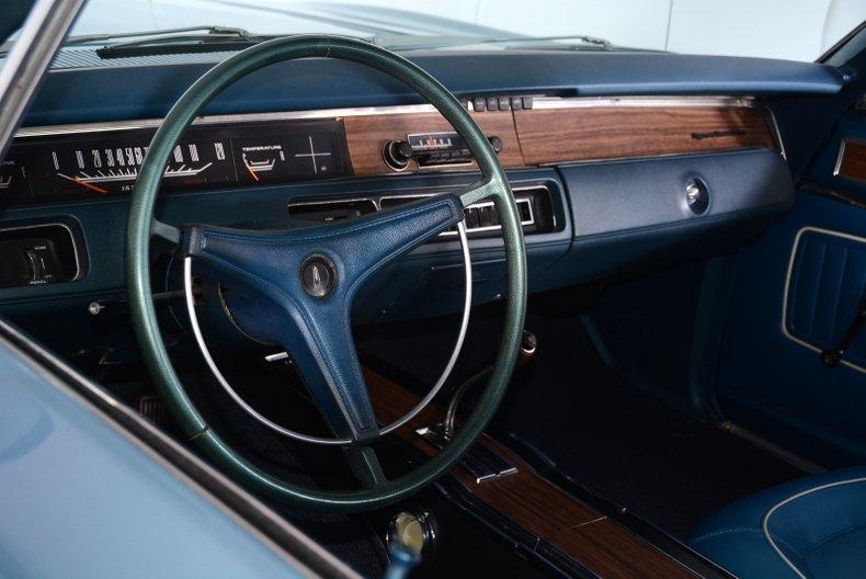 1970 Plymouth Satellite