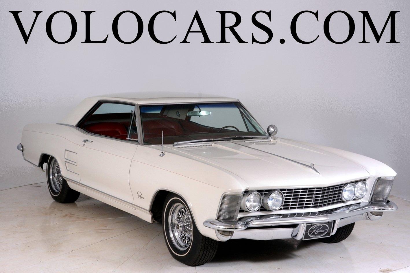 1964 Buick Riviera Volo Auto Museum