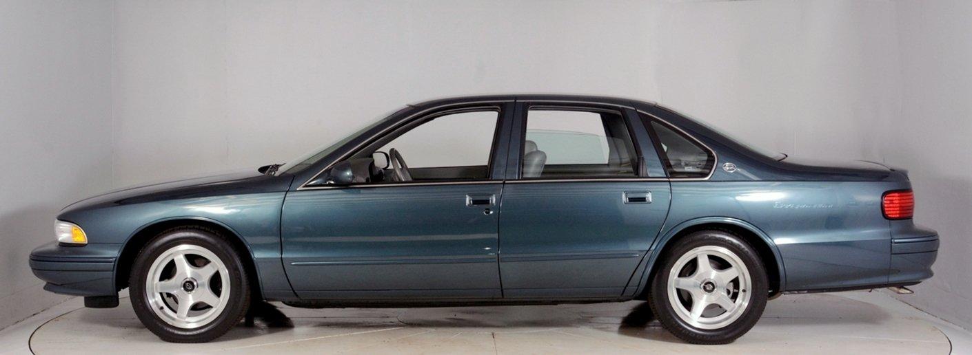 1996 Chevrolet Impala SS for sale #51233 | MCG