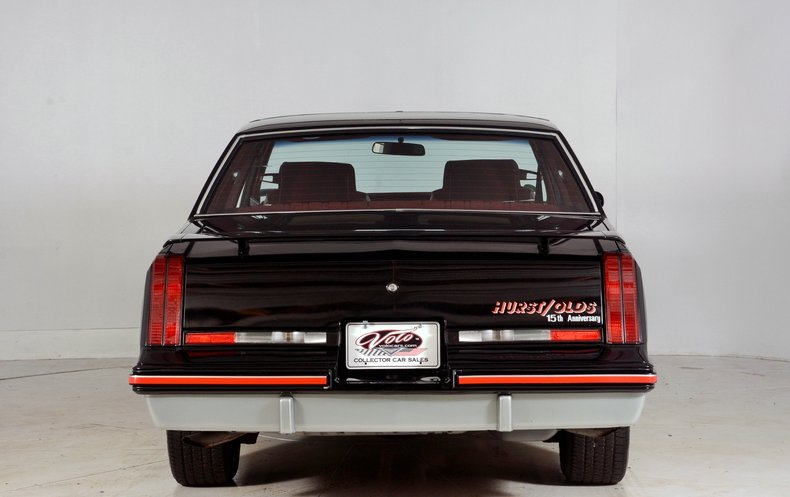 1983 Oldsmobile Hurst