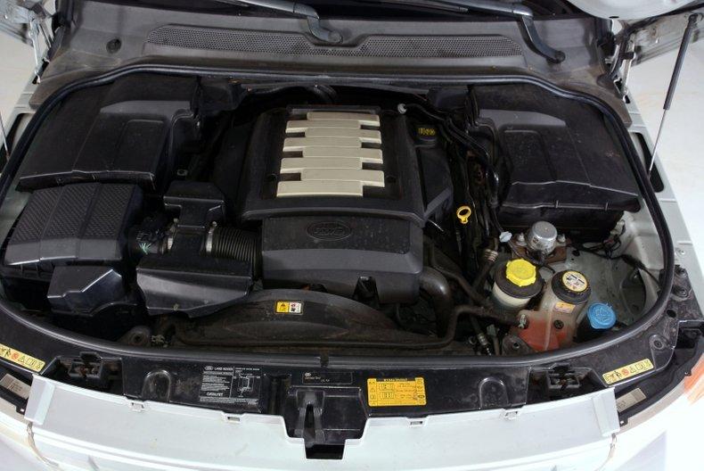 2005 Land Rover LR3