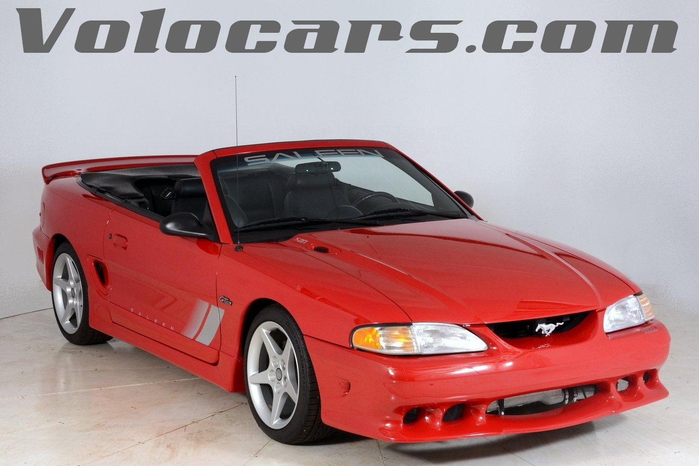 1997 ford mustang saleen