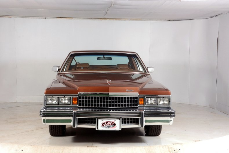 1978 cadillac coupe deville volo auto museum. Black Bedroom Furniture Sets. Home Design Ideas