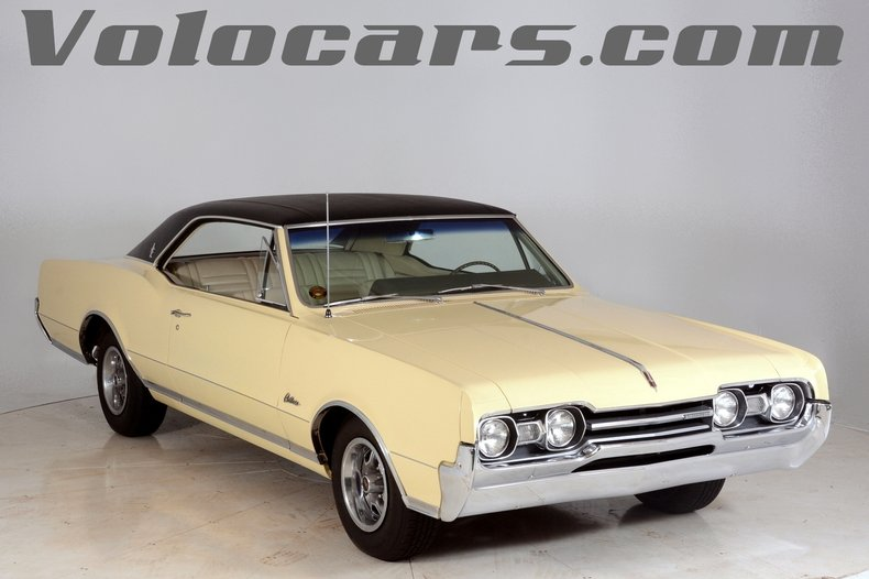 1967 Oldsmobile Cutlass Supreme