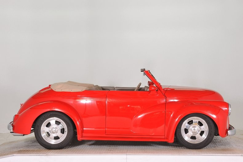 1953 Morris Minor