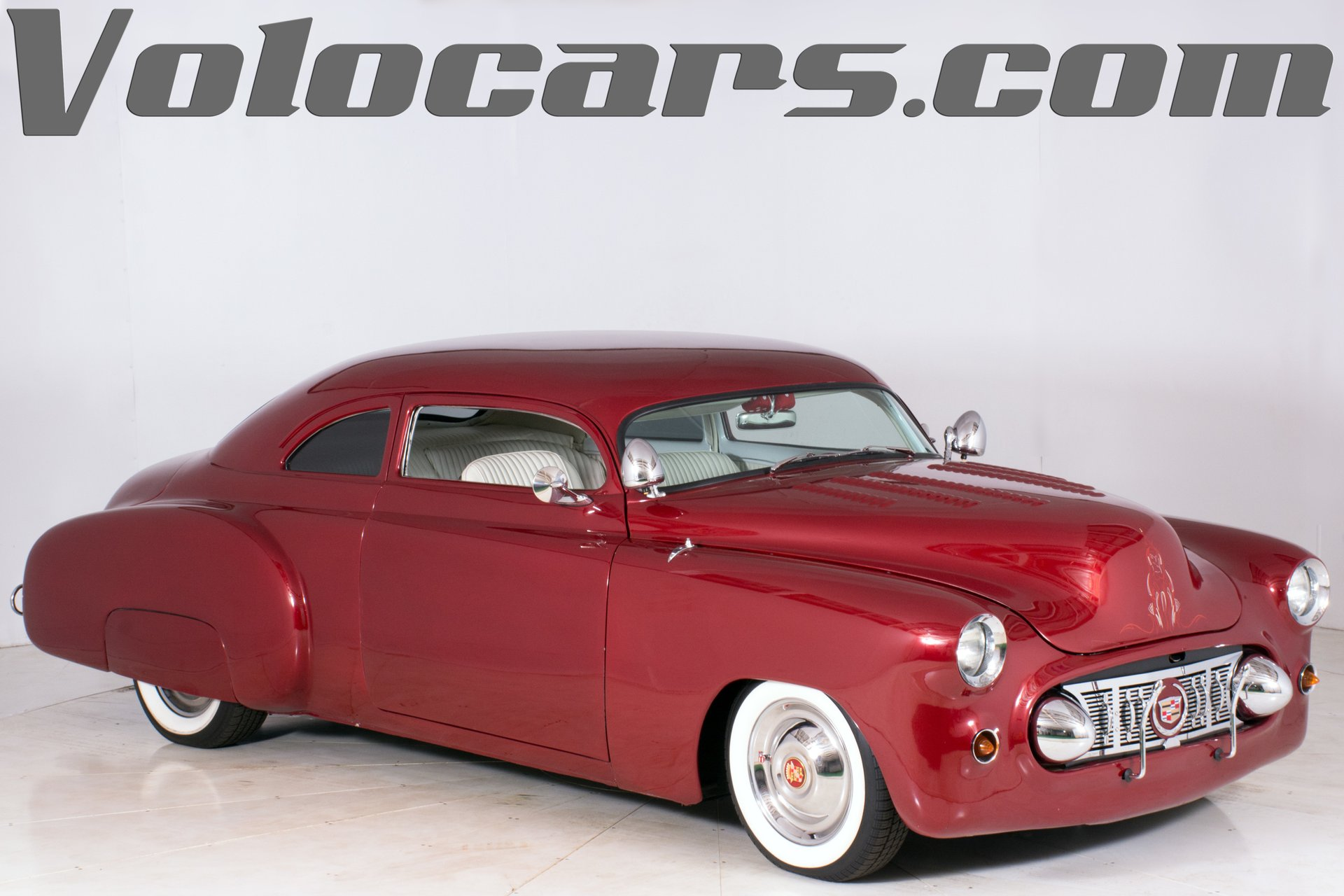 1949 chevrolet fleetline lead sled