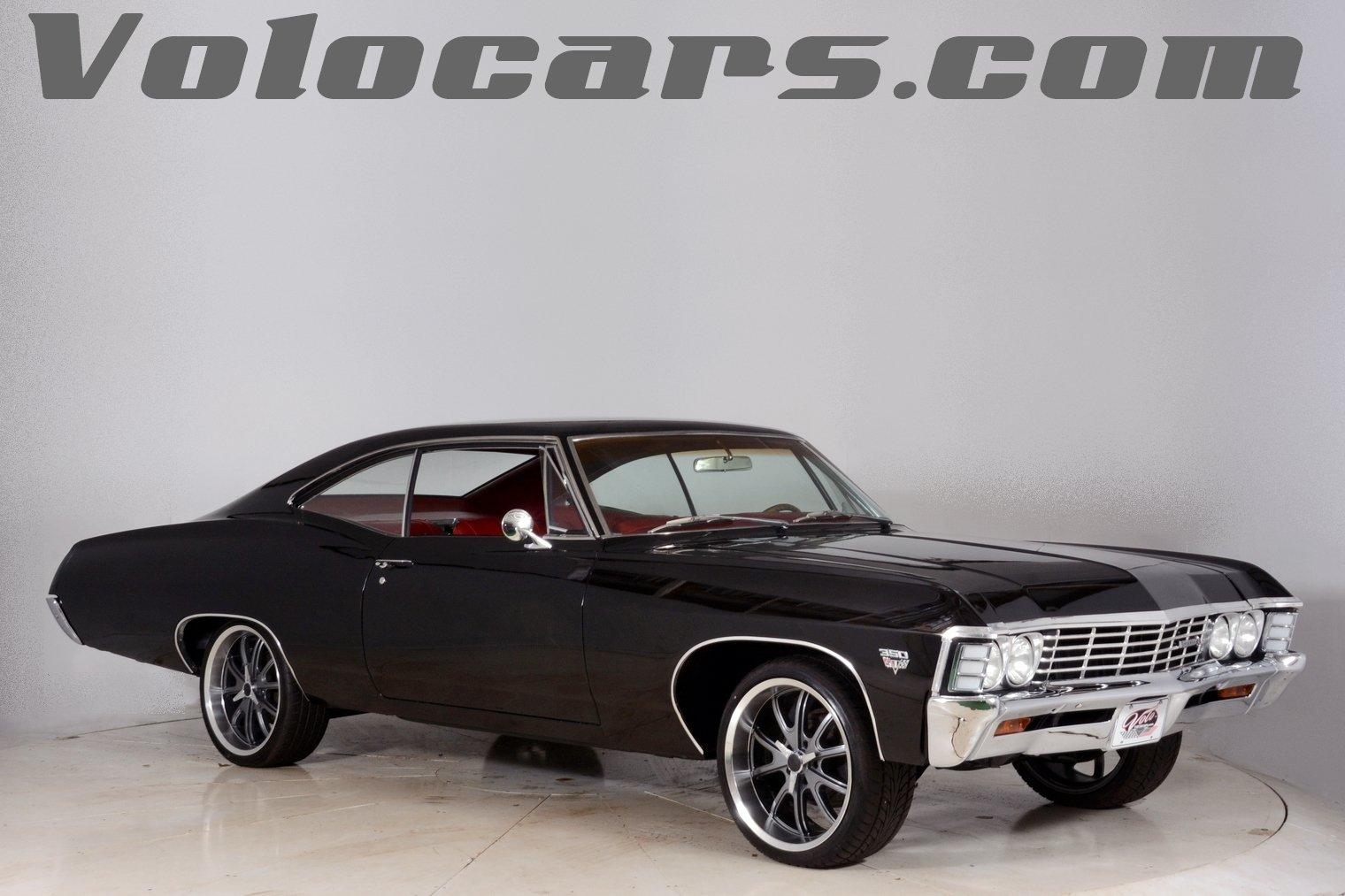 1967 Chevrolet Impala Volo Auto Museum