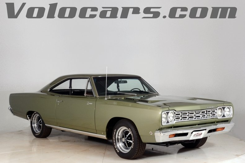 1968 Plymouth Road Runner