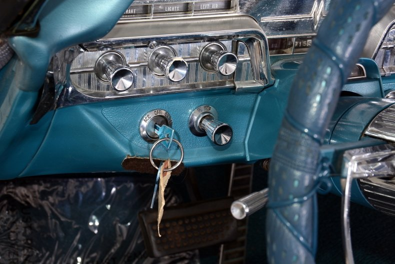 1962 Mercury Monterey