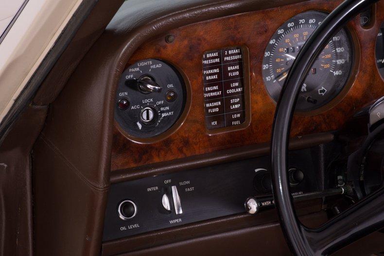 1978 Rolls-Royce Corniche